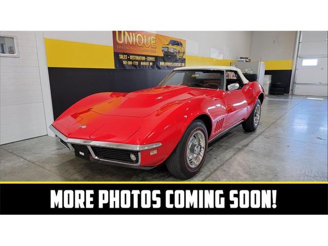 1968 Chevrolet Corvette (CC-1526505) for sale in Mankato, Minnesota