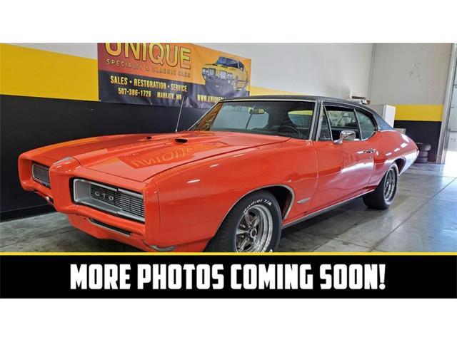 1968 Pontiac GTO (CC-1526506) for sale in Mankato, Minnesota