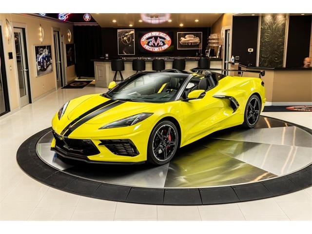 2021 Chevrolet Corvette (CC-1526516) for sale in Plymouth, Michigan