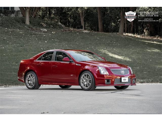 2010 Cadillac CTS (CC-1526520) for sale in Milford, Michigan
