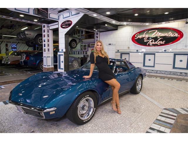 1968 Chevrolet Corvette (CC-1526523) for sale in Lenoir City, Tennessee
