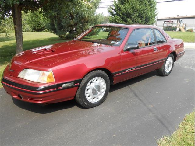 1988 Ford Thunderbird (CC-1526527) for sale in Greensboro, North Carolina