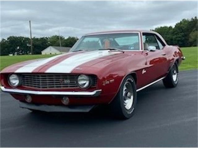 1969 Chevrolet Camaro (CC-1526528) for sale in Greensboro, North Carolina