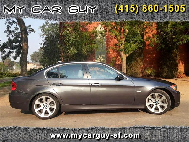 2007 BMW 3 Series (CC-1520653) for sale in Groveland, California