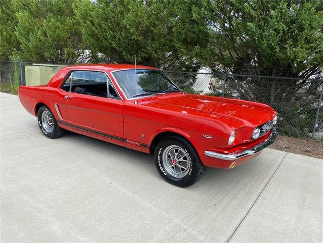 1965 Ford Mustang (CC-1526530) for sale in Greensboro, North Carolina