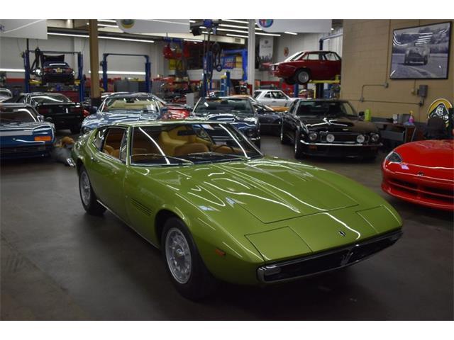 1968 Maserati Ghibli (CC-1526533) for sale in Huntington Station, New York