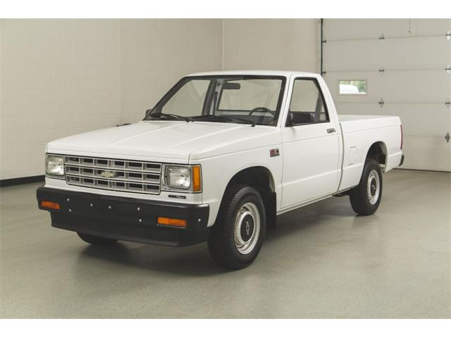 1987 Chevrolet S10 (CC-1520656) for sale in Watertown, Wisconsin
