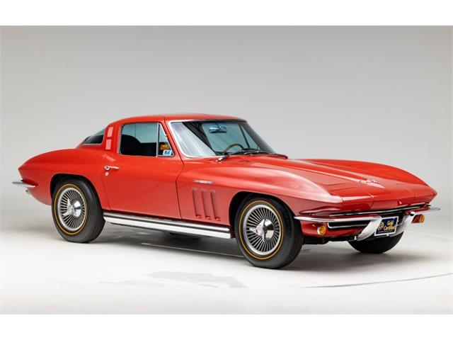 1965 Chevrolet Corvette (CC-1526579) for sale in Clifton Park, New York