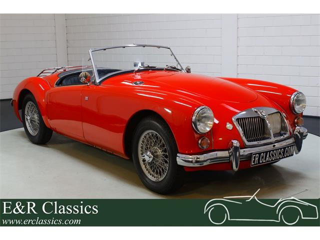 1962 MG MGA (CC-1526581) for sale in Waalwijk, [nl] Pays-Bas