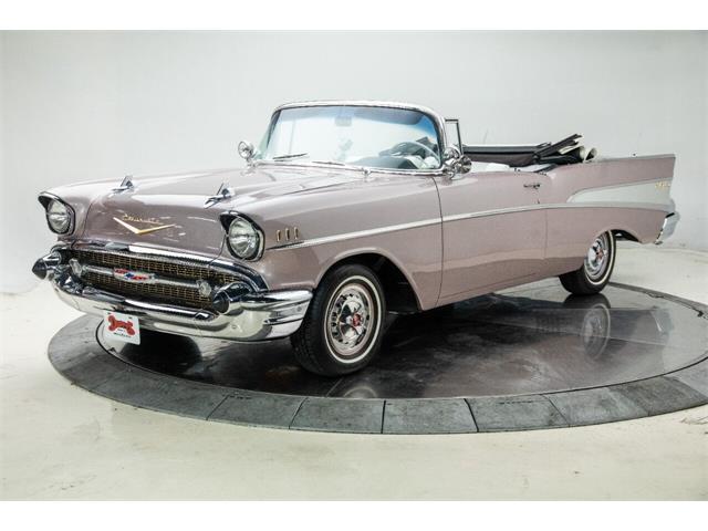 1957 Chevrolet Bel Air (CC-1526589) for sale in Cedar Rapids, Iowa