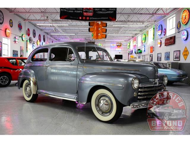 1947 Ford Super Deluxe (CC-1526617) for sale in Wayne, Michigan