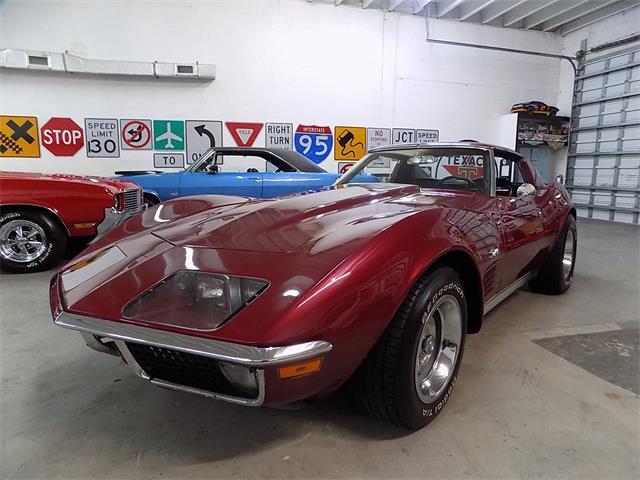1971 Chevrolet Corvette (CC-1520663) for sale in POMPANO, Florida