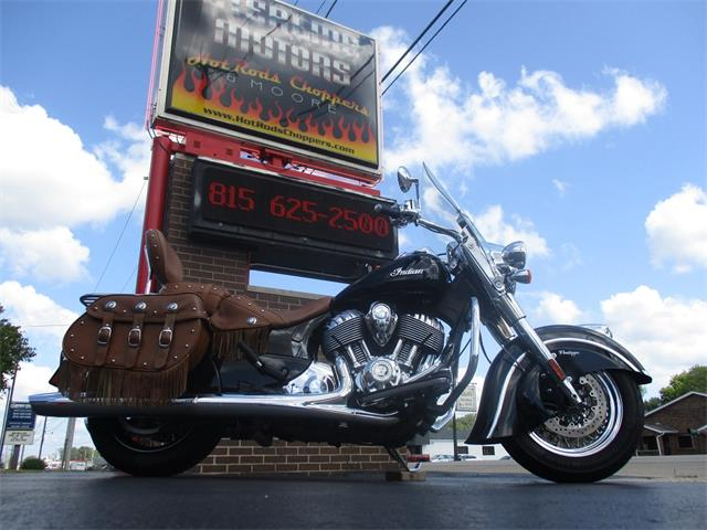 2015 Indian Chief (CC-1520664) for sale in Sterling, Illinois