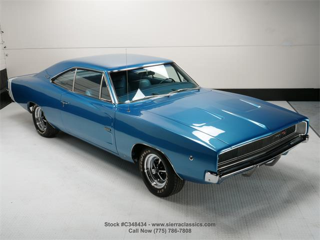1968 Dodge Charger R/T (CC-1526643) for sale in Reno, Nevada