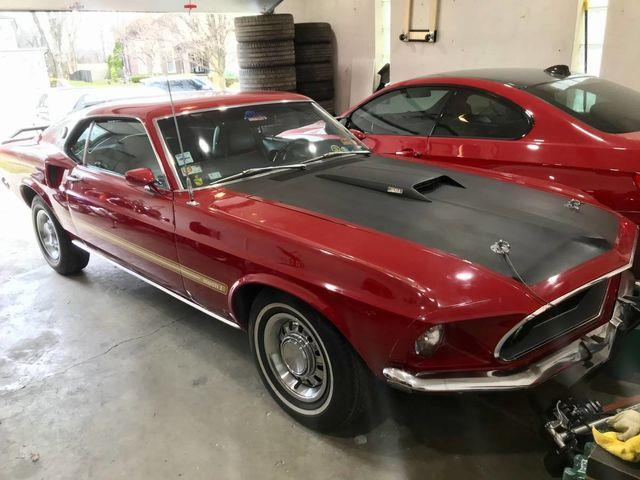 1969 Ford Mustang (CC-1526661) for sale in Manhattan, Kansas