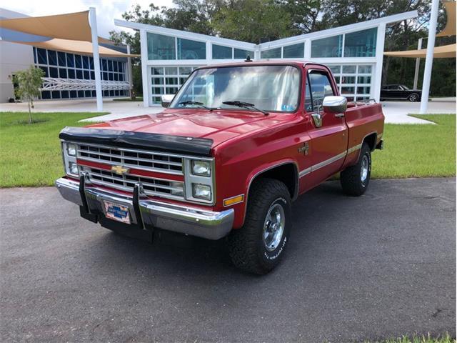 1986 Chevrolet Silverado (CC-1526671) for sale in Palmetto, Florida