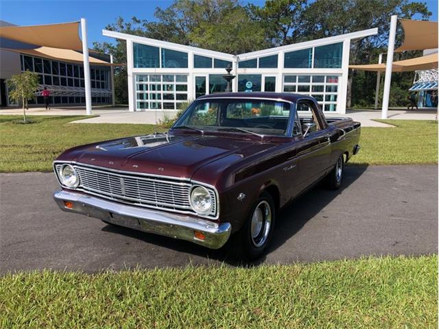 1966 Ford Ranchero (CC-1526676) for sale in Palmetto, Florida