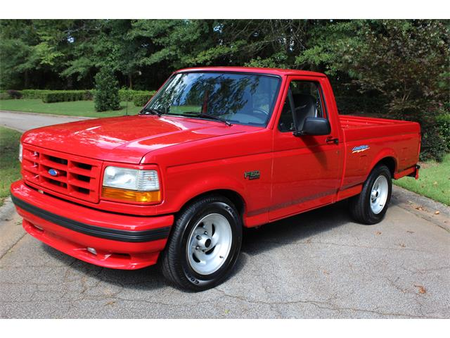 1993 Ford F150 (CC-1520671) for sale in Roswell, Georgia
