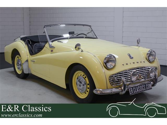 1961 Triumph TR3A (CC-1526711) for sale in Waalwijk, [nl] Pays-Bas