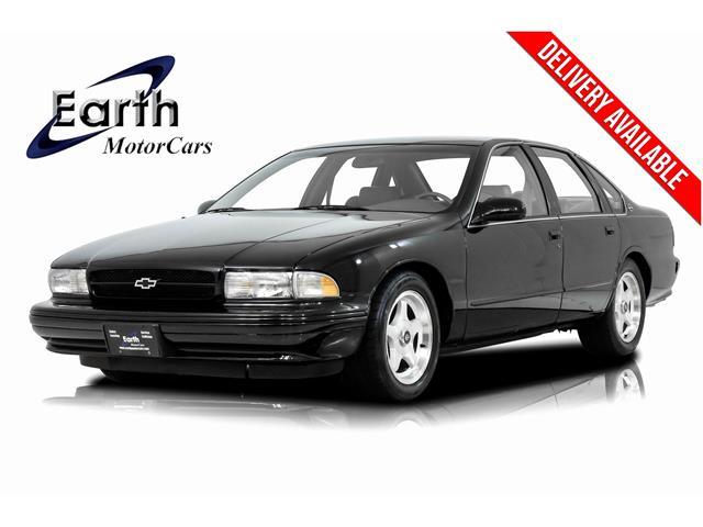 1996 Chevrolet Impala (CC-1526723) for sale in Carrollton, Texas