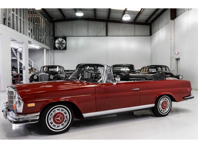 1969 Mercedes-Benz 280SE (CC-1520676) for sale in St. Louis, Missouri