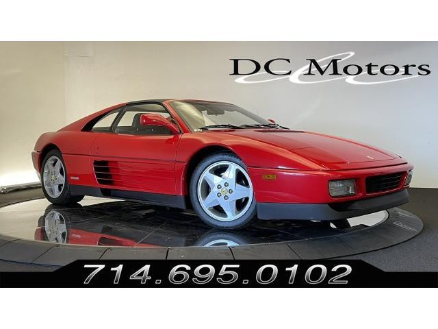 1991 Ferrari 348 (CC-1526776) for sale in Anaheim, California