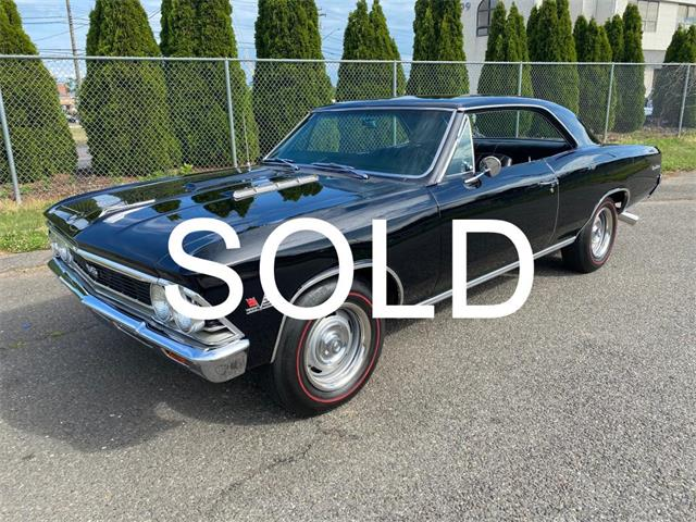 1966 Chevrolet Chevelle (CC-1526777) for sale in Milford City, Connecticut