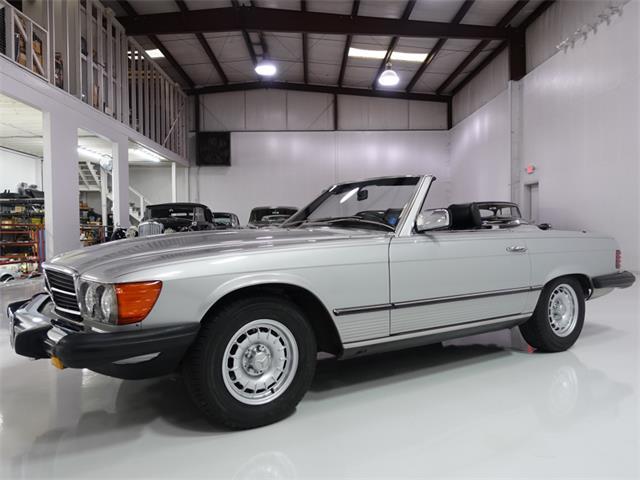 1985 Mercedes-Benz 380 (CC-1520678) for sale in Saint Louis, Missouri