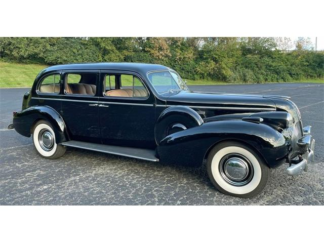 1939 Buick Limited (CC-1526806) for sale in West Chester, Pennsylvania