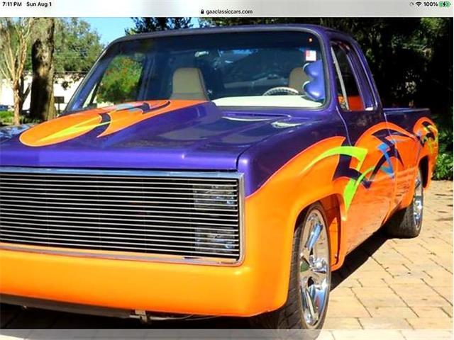 1987 Chevrolet C/K 10 (CC-1526841) for sale in Concord, North Carolina