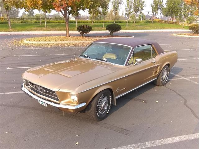 1967 Ford Mustang (CC-1520686) for sale in Medford, Oregon