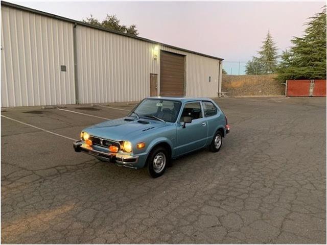 1976 Honda CVCC (CC-1526865) for sale in Roseville, California