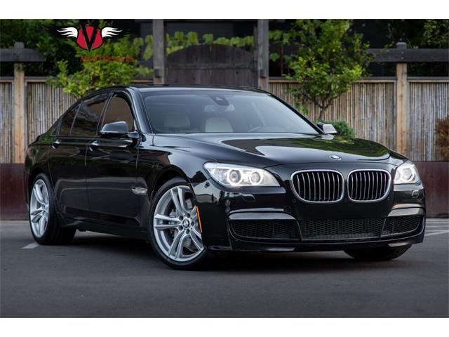 2014 BMW 7 Series (CC-1526867) for sale in San Diego, California