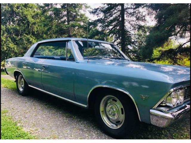 1966 Chevrolet Chevelle (CC-1526868) for sale in Cadillac, Michigan