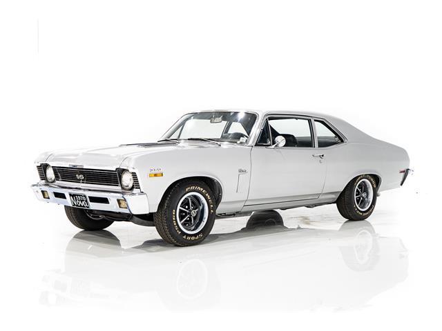 1970 Chevrolet Nova (CC-1520687) for sale in st-leonard, Quebec