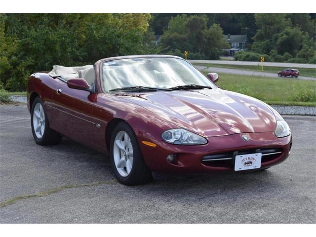 1997 Jaguar XK (CC-1526873) for sale in St Louis, Missouri