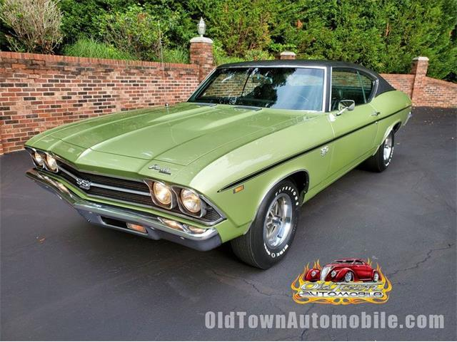 1969 Chevrolet Chevelle (CC-1526878) for sale in Huntingtown, Maryland
