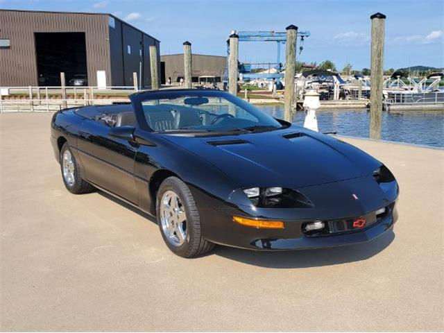 1997 Chevrolet Camaro (CC-1526885) for sale in Cadillac, Michigan