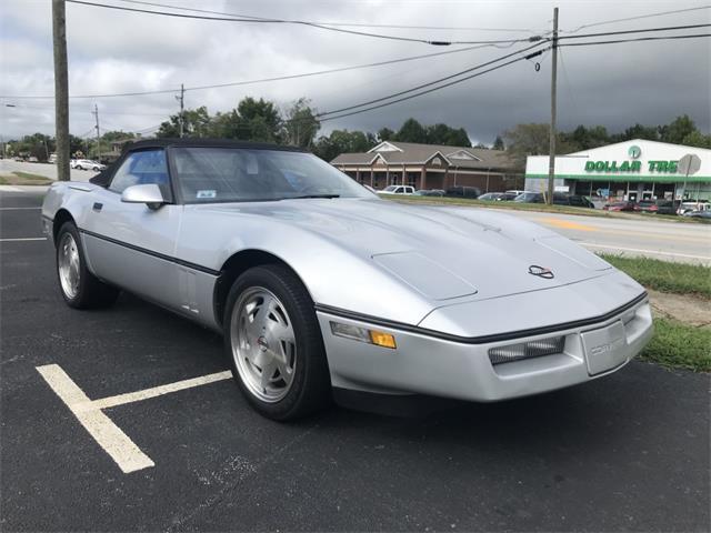 1988 Chevrolet Corvette (CC-1526890) for sale in Clarksville, Georgia