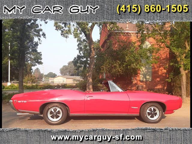 1968 Pontiac GTO (CC-1526895) for sale in Groveland, California
