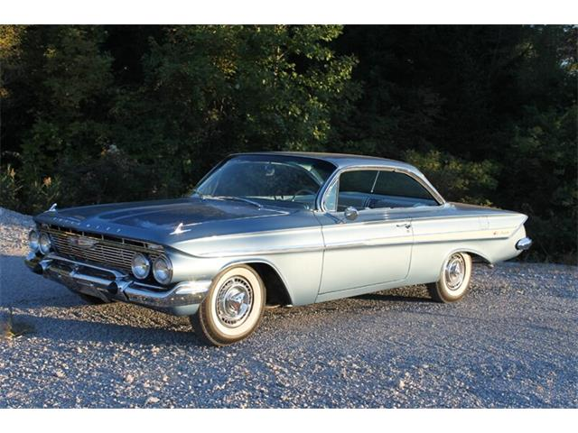 1961 Chevrolet Impala (CC-1526896) for sale in Fort Wayne, Indiana