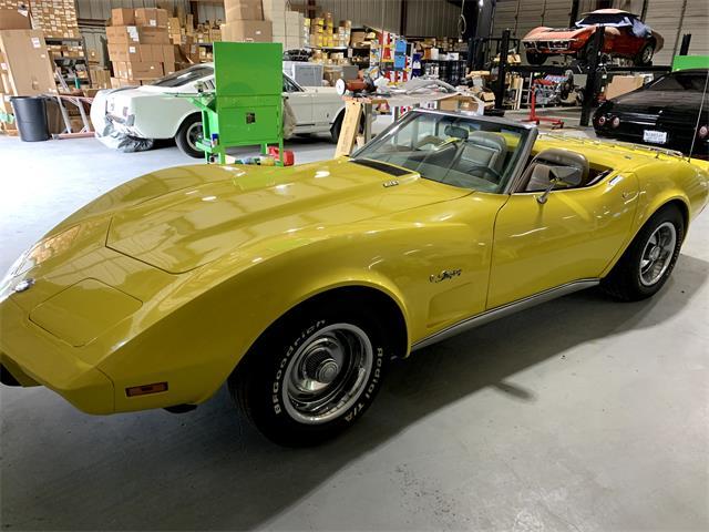 1975 Chevrolet Corvette Stingray (CC-1526931) for sale in La Feria, Texas