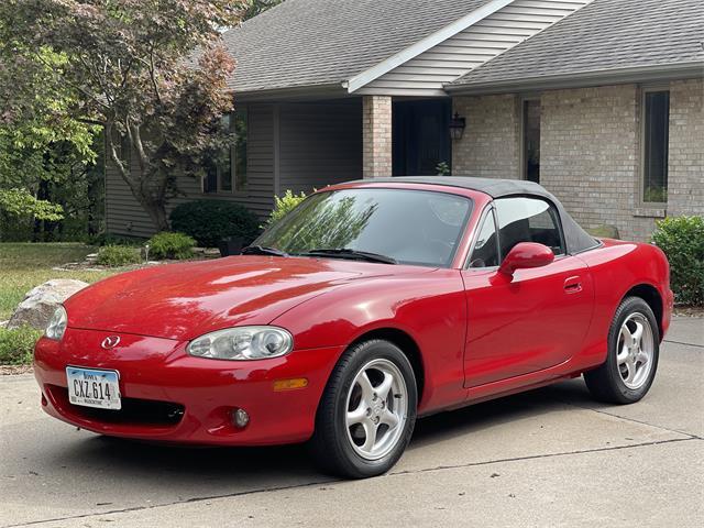 2001 Mazda Miata (CC-1526942) for sale in Muscatine, Iowa