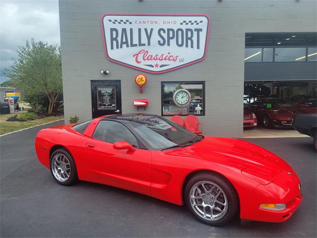 1999 Chevrolet Corvette (CC-1526944) for sale in Canton, Ohio