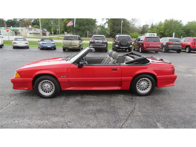 1988 Ford Mustang GT (CC-1526945) for sale in Waldo, Wisconsin