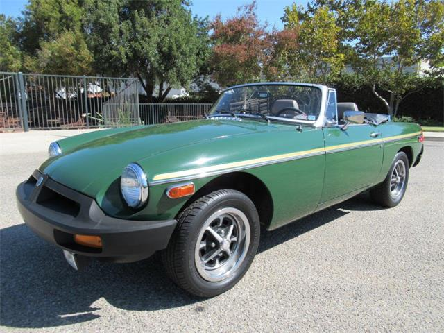1979 MG MGB (CC-1526948) for sale in Simi Valley, California