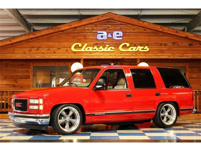 1996 GMC Yukon (CC-1526978) for sale in New Braunfels , Texas
