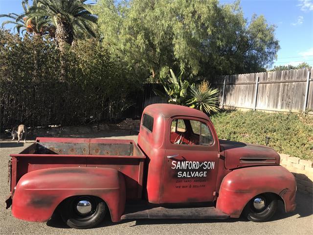 1951 Ford F1 (CC-1526981) for sale in Vista, California
