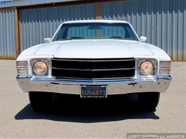 1971 Chevrolet El Camino (CC-1526985) for sale in Sonoma, California