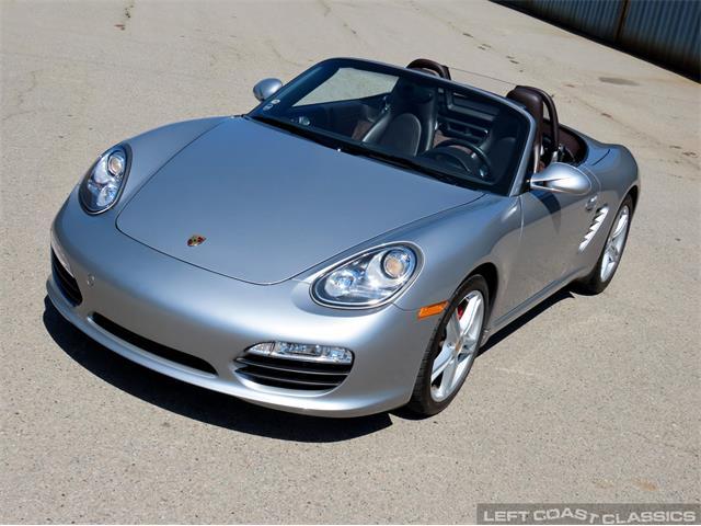 2010 Porsche Boxster (CC-1526987) for sale in Sonoma, California